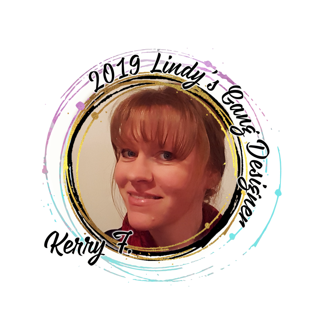 Lindys Blog Designer badge 2019 Kerry