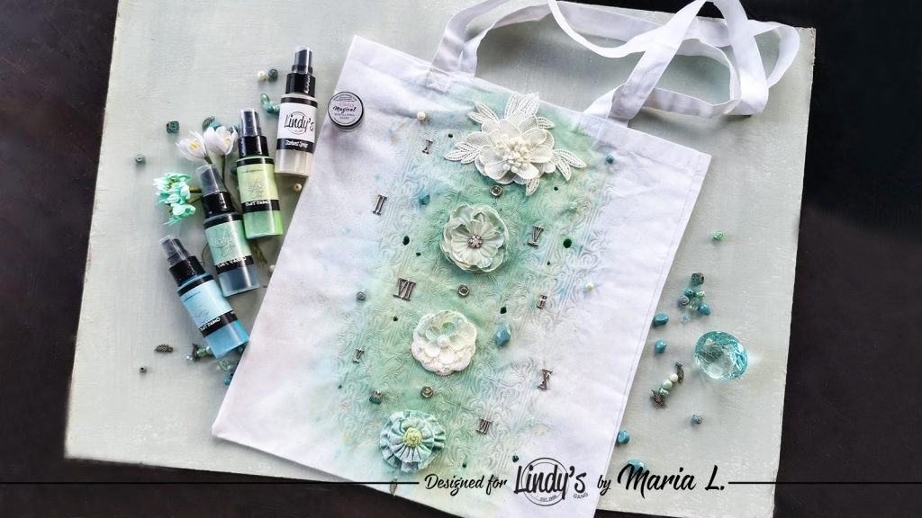 DIY tote bag tutorial by Maria Lillepruun
